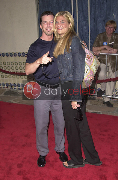 Sean Hayes and Kristen Johnston