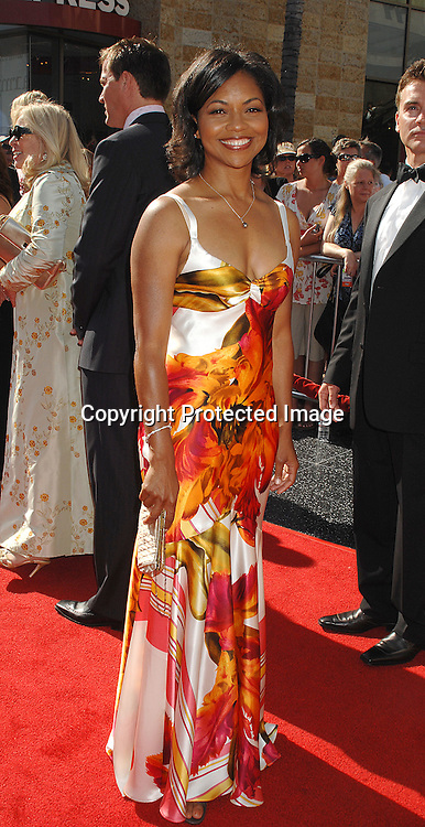 Amelia Marshall..arriving at The 34th Annual Daytime Emmy Awards on ..June 15, 2007 at The Kodak Theatre in Hollywood, California. ..Robin Platzer, Twin Images......212-935-0770
