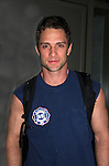 "One Life To Live's David Fumero ""Cristian Vega"" leaving One Life To Live Studio, New York City, New York on April 15, 2010. (Photos by Sue Coflin/Max Photos)"