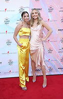 LOS ANGELES, CA - APRIL 6: Maddie Ziegler, Mackenzie Ziegler, at the Ending Youth Homelessness: A Benefit For My Friend's Place at The Hollywood Palladium in Los Angeles, California on April 6, 2019.   <br /> CAP/MPI/SAD<br /> &copy;SAD/MPI/Capital Pictures