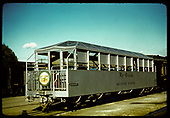 &quot;Silver Vista&quot; Observation Car.<br /> D&amp;RGW