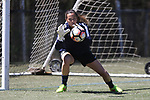 CARY, NC - APRIL 01: Courage's Katelyn Rowland. The NWSL's North Carolina Courage played a preseason game against the Wake Forest Demon Deacons on April 1, 2017, at WakeMed Soccer Park Field 3 in Cary, NC. The Courage won the match 3-0.