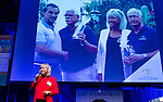 UTRECHT - Nationaal Golf Congres en Beurs 2017. NVG  motto: Like to Play & Love to stay. Mirjam Delfgaauw van Schinkelshoek. FOTO © Koen Suyk