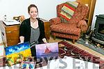 Alice Jaeger, Clogher Li Tralee,  got highest Leaving Cert marks for art