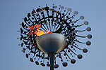 Olympic Flame,  <br /> AUGUST 17, 2016 : <br /> the Rio 2016 Olympic Games in Rio de Janeiro, Brazil. <br /> (Photo by Yohei Osada/AFLO SPORT)