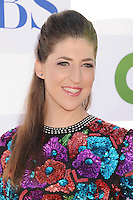BEVERLY HILLS, CA - JULY 29: Mayim Bialik arrives at the CBS, Showtime and The CW 2012 TCA summer tour party at 9900 Wilshire Blvd on July 29, 2012 in Beverly Hills, California. /NortePhoto.com<br />