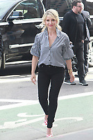 APR 03 Sarah Michelle Gellar Seen In New York City