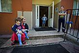Alishat Khalimova. Refugee Center Grotniki. 2015.07.30. Grotniki, near Łódź. Poland