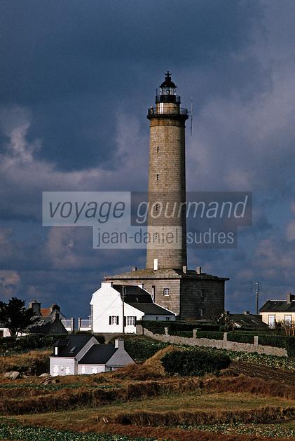 Europe/France/Bretagne/29/Finistère/Ile de Batz: Le phare