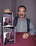 Barry Dennen attends a Barbra Streisand Fan Trade Show on August 11, 1997 in New York City.