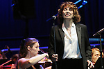 Jane Birkin perform on stage during Las Noches Del Botanico at Real Jardin Botanico de Alfonso XIII on July 17, 2019 in Madrid, Spain.(ALTERPHOTOS/ItahisaHernadez)