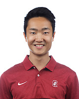 Stanford, CA - September 20, 2019: Tyler Shibata, Athlete and Staff Headshots