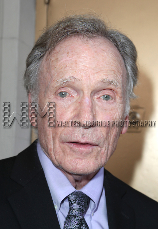 Dick Cavett.attending 'Gore Vidal - A Celebration' at the Schoenfeld Theatre in New York City on August 23, 2012