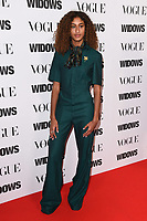 "LONDON, UK. October 31, 2018: Emilia Boateng at the ""Widows"" special screening in association with Vogue at the Tate Modern, London.<br /> Picture: Steve Vas/Featureflash"