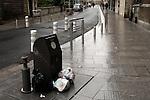 20080109 - France - Aquitaine - Pau<br /> LE PROBLEME DE LA PROPRETE A PAU.<br /> Ref : PROPRETE_PAU_007.jpg - © Philippe Noisette.