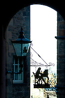 The Writers Museum, Lady Stair Close, The Royal Mile, Edinburgh, Lothian