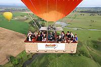 20151210 December 10 Hot Air Balloon Gold Coast