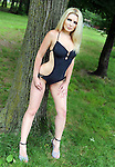 BENSALEM, PA - JUNE 5: Sabrina West photographed  June 5, 2011 in Bensalem, Pennsylvania. (Photo by William Thomas Cain)