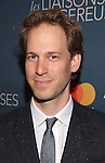 David Korins attend the Broadway Opening Night Performance of 'Les Liaisons Dangereuses'  at The Booth Theatre on October 30, 2016 in New York City.