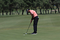 S.S.P Chawrasia (IND) on the 2nd green during Round 3 of the Rocco Forte Sicilian Open 2018 played at Verdura Resort, Agrigento, Sicily, Italy on Saturday 12th May 2018.<br /> Picture:  Thos Caffrey / www.golffile.ie<br /> <br /> All photo usage must carry mandatory copyright credit (&copy; Golffile   Thos Caffrey)