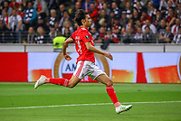 Joao Felix (Benfica Lissabon) - 18.04.2019: Eintracht Frankfurt vs. Benfica Lissabon, UEFA Europa League, Viertelfinale, Commerzbank ArenaDISCLAIMER: DFL regulations prohibit any use of photographs as image sequences and/or quasi-video.