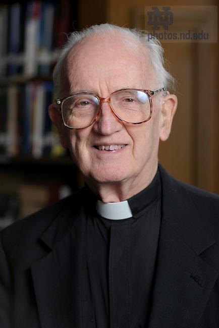 Rev. Ed O'Connor, C.S.C. for Alumni Travel