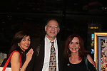 """General Hospital Jacklyn Zeman """"Bobbie Spencer"""" with Robin & Steve Kaufman. Jackie is honorary chair of The 29th Annual Jane Elissa Extravaganza which benefits The Jane Elissa Charitable Fund for Leukemia & Lymphoma Cancer, Broadway Cares and other charities on November 14, 2016 at the New York Marriott Hotel, New York City presented by Bridgehampton National Bank and Walgreens.  (Photo by Sue Coflin/Max Photos)"""