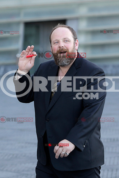 "French actor Gregory Gadebois posses during the presentation of ""Mon ame"" in the 61 San Sebastian Film Festival, in San Sebastian, Spain. September 22, 2013. (ALTERPHOTOS/Victor Blanco) /NortePhoto"