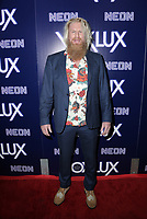 "HOLLYWOOD, CA - DECEMBER 5: Rune Temte, at the LA Premiere Of Neon's ""Vox Lux"" at ArcLight Hollywood in Hollywood California on December 4, 2018. Credit: Faye Sadou/MediaPunch"
