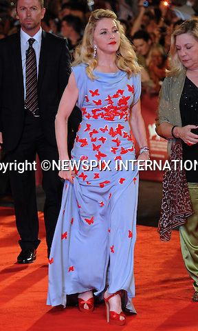 """MADONNA.at the 68th Venice Film Festival,Venice, Italy_01/09/2011.Mandatory Credit Photo: ©Massimo/NEWSPIX INTERNATIONAL..**ALL FEES PAYABLE TO: """"NEWSPIX INTERNATIONAL""""**..IMMEDIATE CONFIRMATION OF USAGE REQUIRED:.Newspix International, 31 Chinnery Hill, Bishop's Stortford, ENGLAND CM23 3PS.Tel:+441279 324672  ; Fax: +441279656877.Mobile:  07775681153.e-mail: info@newspixinternational.co.uk"""