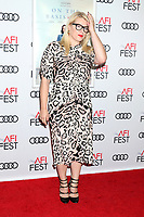 "LOS ANGELES - NOV 8:  Amanda De Cadenet at the AFI FEST 2018 - Opening Gala  ""On The Basis Of Sex""  at the TCL Chinese Theater IMAX on November 8, 2018 in Los Angeles, CA"