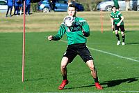 SOTOGRANDE  - Voetbal, Trainingskamp FC Groningen, seizoen 2017-2018, 11-01-2018,  FC Groningen speler Oussama Idrissi