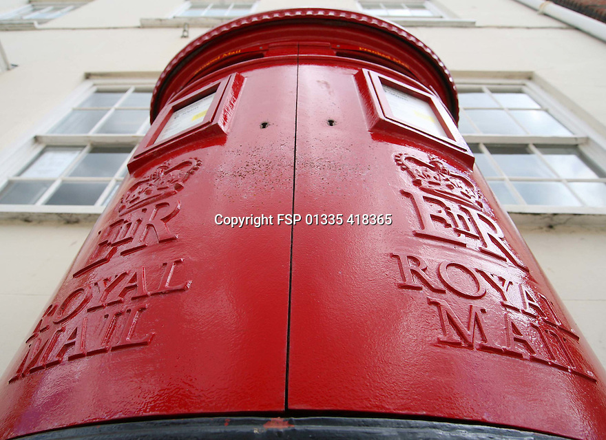 21/07/15 file photo<br /> <br /> Royal Mail reports flat revenues.