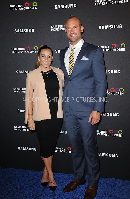 WWW.ACEPIXS.COM<br /> September 17, 2015 New York City<br /> <br /> Mark Herzlich attending the Samsung Hope for Children Gala 2015 at Hammerstein Ballroom on September 17, 2015 in New York City.<br /> <br /> Credit: Kristin Callahan/ACE Pictures<br /> <br /> Tel: (646) 769 0430<br /> e-mail: info@acepixs.com<br /> web: http://www.acepixs.com