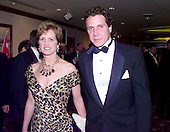 United States Secretary of Housing and Urban Development Andrew Cuomo and his wife, Kerry Kennedy Cuomo attend the 1999 White House Correspondents Association Dinner at the Washington Hilton Hotel in Washington, D.C. on May 1, 1999..Credit: Ron Sachs / CNP.