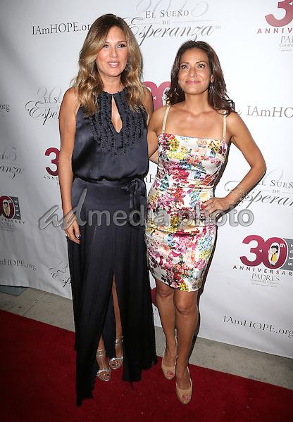"""17 September 2015 - Hollywood, California - Daisy Fuentes, Constance Marie. Padres Contra El Cancer's 15th Annual """"El Sueno De Esperanza"""" held at Boulevard3. Photo Credit: F. Sadou/AdMedia"""