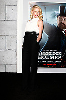 "LOS ANGELES - DEC 6:  Amber Heard at the ""Sherlock Holmes: A Game Of Shadows""  Premiere at the Village Theater on December 6, 2011 in Westwood, CA"