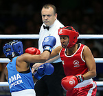29/07/2014 - Boxing - Commonwealth Games Glasgow 2014 - SECC - Glasgow - UK