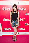 Natalia de Molina attends the premiere of the film &quot;Solo Qu&iacute;mica&quot; at Palafox Cinema in Madrid, Spain. July 14, 2015.<br />  (ALTERPHOTOS/BorjaB.Hojas)