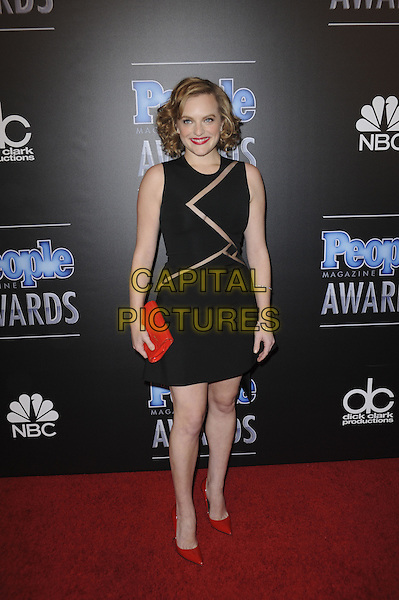 BEVERLY HILLS, CA - DECEMBER 18: Elisabeth Moss attends the People Magazine Awards at The Beverly Hilton Hotel on December 18, 2014 in Beverly Hills, California.  <br /> CAP/MPI/PGMP<br /> &copy;PGMP/MPI/Capital Pictures