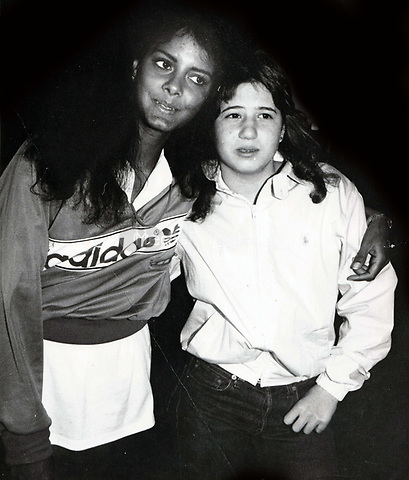 Susie Coelho and Chastity Bono Undated<br /> Photo By John Barrett/PHOTOlink/MediaPunch