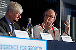 Pix: Shaun Flannery/shaunflanneryphotography.com...COPYRIGHT PICTURE>>SHAUN FLANNERY>01302-570814>>07778315553>>..8th February 2013..Sheffield City Region.Conference For Growth..Doncaster Racecourse..Justin Erquhart Stewart, Managing Director Seven Investment Management.