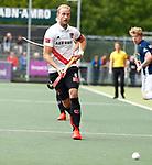 AMSTELVEEN  -   Hoofdklasse hockey heren ,competitie, heren, Amsterdam-Pinoke (3-2)  . COPYRIGHT KOEN SUYK