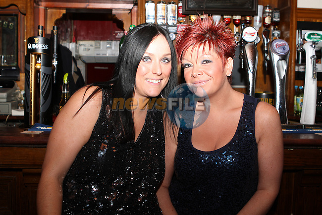 Elaine Ryan and Tara O'Shea in McPhails...(Photo credit should read Jenny Matthews/NEWSFILE)...