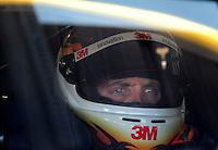 Apr 17, 2009; Avondale, AZ, USA; NASCAR Sprint Cup Series driver Greg Biffle during practice for the Subway Fresh Fit 500 at Phoenix International Raceway. Mandatory Credit: Mark J. Rebilas-
