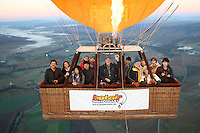 20120619 June 19 Hot Air Balloon Gold Coast