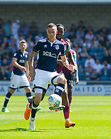 Millwall's Shaun Williams during the Sky Bet Championship match between Millwall and Aston Villa at The Den, London, England on 6 May 2018. Photo by Andrew Aleksiejczuk / PRiME Media Images.
