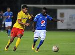 Millonarios ganó con lo justo: 1-2 sobre Bogotá FC en la fase de grupos de la Copa Águila