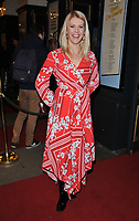 "Hannah Arterton at the ""Home, I'm Darling"" press night, Duke of York's Theatre, St Martin's Lane, London, England, UK, on Tuesday 05th February 2019.<br /> CAP/CAN<br /> ©CAN/Capital Pictures"