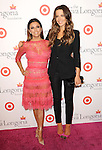 """Eva Longoria and Kate Beckinsale arriving at """"Dinner With Eva Longoria"""" hosted by the Eva Longoria Foundation and Target, held a Beso Restaurant  in Los Angeles on September 28, 2013."""